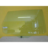 MITSUBISHI GRANDIS BA - 6/2004 to CURRENT - 5DR WAGON - DRIVERS - RIGHT SIDE REAR DOOR GLASS