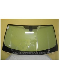 LAND ROVER RANGE ROVER SPORT L320 - 2006 to 2009 - 4DR WAGON - FRONT WINDSCREEN GLASS - RAIN SENSOR