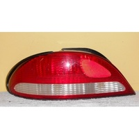 FORD FALCON EF-EL - 9/1994 to 9/1998 - 4DR SEDAN - LEFT SIDE TAIL LIGHT - CLEAR (GENUINE)