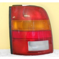 NISSAN MICRA - 8/1995 TO 2002 - 3/5DR HATCH - LEFT SIDE TAIL LIGHT (GENUINE)