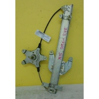 NISSAN PULSAR N15 - 10/1995 to 9/2000 - 5DR HATCH/4DR SEDAN - RIGHT SIDE REAR MANUAL WINDOW REGULATOR