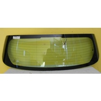 BMW 1 SERIES E82/E87/E88 - 9/2004 to 7/2011 - 5DR HATCH - REAR WINDSCREEN GLASS - HEATED
