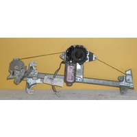 FORD FALCON AU-BA-BF - 9/1998 TO 5/2008 - SEDAN/WAGON - DRIVERS - RIGHT SIDE REAR WINDOW REGULATOR - ELECTRIC