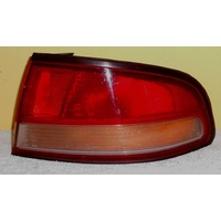 MITSUBISHI GALANT HJ - 4DR SEDAN 2/93>1996 - DRIVERS - RIGHT SIDE - TAIL LIGHT (Genuine)