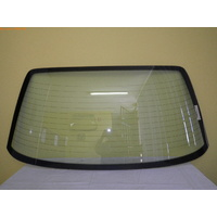 SUZUKI BALENO SY416 - 4/1995 to 11/2001 - 4DR SEDAN - REAR WINDSCREEN GLASS - HEATED