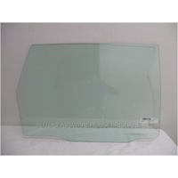 CHRYSLER PT CRUISER - 8/2000 to 7/2010 - 5DR WAGON - DRIVERS - RIGHT SIDE REAR DOOR GLASS