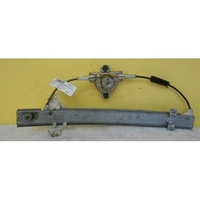 HYUNDAI EXCEL X3 - 9/1994 to 4/2000 - SEDAN/HATCH - DRIVERS - RIGHT SIDE REAR WINDOW REGULATOR - MANUAL