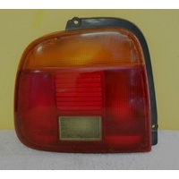 SUZUKI BALENO SY416 - 4/1995 to 10/2001 - 4DR SEDAN - PASSENGERS - LEFT SIDE TAIL LIGHT - KOTTO 33-08612