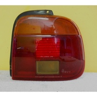 SUZUKI BALENO - 4 DOOR SEDAN 4/95 TO 10/01  DRIVERS RIGHT SIDE TAIL LIGHT