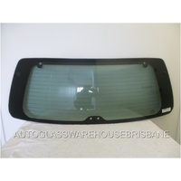 KIA SORENTO JC - 2/2003 to 8/2009 - 5DR WAGON - REAR WINDSCREEN GLASS (LIFT UP)