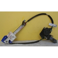 FORD MONDEO HA/HB - 7/1995 to 11/1996 - 5DR HATCH - DRIVERS - RIGHT SIDE REAR WINDOW REGULATOR - ELECTRIC