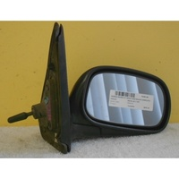 NISSAN MICRA K11 - 3/5DR HATCH 1995>2002  RIGHT SIDE COMPLETE MANUAL MIRROR