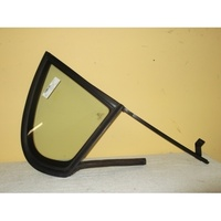 FORD FALCON AU/BA/BF - 9/1998 TO 5/2008 - 4DR SEDAN - DRIVERS - RIGHT SIDE REAR QUARTER GLASS