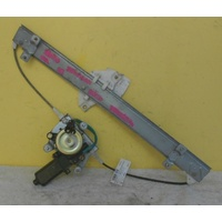 DAEWOO NUBIRA J100/J150 - 5/1997 to 3/1999 - 5DR HATCH - DRIVER - RIGHT SIDE REAR DOOR WINDOW REGULATOR - ELECTRIC