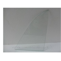FORD FALCON XA/XB - 1972 to 1976 - 4DR SEDAN - DRIVERS - RIGHT SIDE REAR QUARTER GLASS - CLEAR