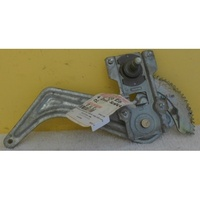 KIA RIO - 4/5DR SEDAN/HATCH 2000>2005  RIGHT REAR DOOR-MANUAL WINDOW REGULATOR