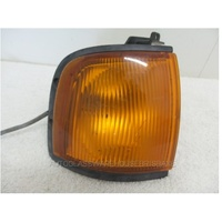 FORD COURIER PE/PG/PH - 2000 - UTILITY - LEFT SIDE FRONT CORNER LAMP - GENUINE (SMALL CRACK)