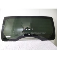 MITSUBISHI PAJERO NS/NT/NW/NX - 11/2006 TO CURRENT - 4DR WAGON - REAR WINDSCREEN GLASS - PRIVACY TINT