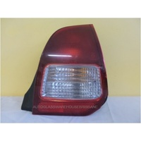 MITSUBISHI MIRAGE CE - 7/1996 to 9/2003 - 3DR HATCH - RIGHT SIDE TAIL LIGHT - STANLEY RR1717 - CHIPPED