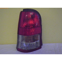 DAEWOO CIELO GL/GLX - 10/1995 TO 7/1998 - 3DR/5DR HATCH - LEFT SIDE TAIL LIGHT - 0211-000621-1 (CHIPPED EDGES)