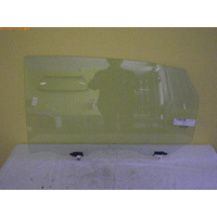 NISSAN PULSAR B17 - 2/2013 to 12/2017 - 4DR SEDAN - LEFT SIDE REAR DOOR GLASS