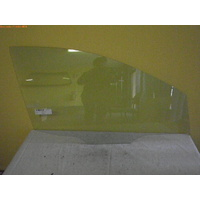 NISSAN PULSAR C12 - 5/2013 to CURRENT - 5DR HATCH - DRIVERS - RIGHT SIDE FRONT DOOR GLASS