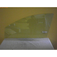 NISSAN PULSAR C12 - 5/2013 to CURRENT - 5DR HATCH - LEFT SIDE FRONT DOOR GLASS