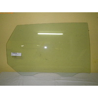 NISSAN PULSAR C12 - 5/2013 to 12/2016 - 5DR HATCH - DRIVERS - RIGHT SIDE REAR DOOR GLASS