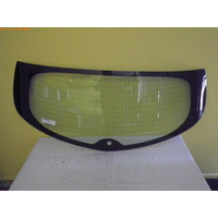 NISSAN PULSAR C12 - 5/2013 to CURRENT - 5DR HATCH - REAR WINDSCREEN GLASS - HEATED