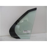 VOLKSWAGEN JETTA 2/2006 to 7/2011 - 4DR SEDAN - DRIVERS - RIGHT SIDE REAR QUARTER GLASS
