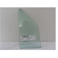 TOYOTA HILUX RZN140 - 10/1997 to 3/2005 - 2DR UTILITY - RIGHT SIDE FRONT QUARTER GLASS