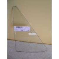 TOYOTA HIACE YH50 - 2/1983 to 10/1989 - VAN - RIGHT SIDE FRONT 1/4 GLASS