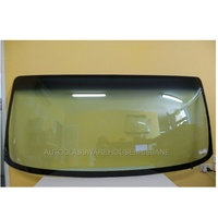 HINO 300 SERIES - 8/2011 to CURRENT -  WIDE CAB TRUCK - FRONT WINDSCREEN GLASS (1863 x 853) - GLUE IN