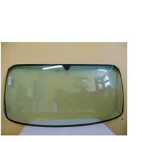 HINO DUTRO - 1/2010 TO CURRENT - TRUCK (NARROW CAB) - FRONT WINDSCREEN GLASS - 1644W x 760H - GLUE IN