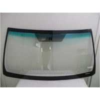 TOYOTA PRADO 150 SERIES - 11/2009 to CURRENT - WAGON - FRONT WINDSCREEN GLASS - LOW-E COATING, TOP MOULD - CALL FOR STOCK