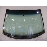 VOLKSWAGEN GOLF V - 8/2004 to 7/2009 - 3DR/5DR HATCH - FRONT WINDSCREEN GLASS (150MM MIRROR FROM TOP, TOP & BOTTOM MOULD)