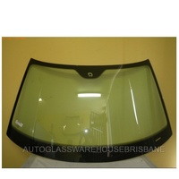 SAAB 9-5 SE - 1997 to 2001 - - 4DR SEDAN - FRONT WINDSCREEN GLASS - RAIN SENSOR