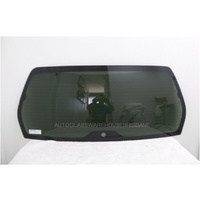 SUBARU FORESTER 5/2002 to 2/2005 - 5DR WAGON - REAR WINDSCREEN GLASS - PRIVACY