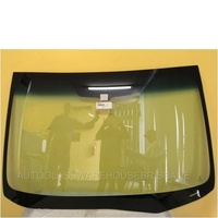 SUBARU FORESTER SJ - 2/2013 to 9/2018 - 5DR WAGON -  FRONT WINDSCREEN GLASS