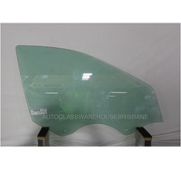 MERCEDES C200 W203 - 11/2001 to 6/2007 - 4DR SEDAN - RIGHT SIDE FRONT DOOR GLASS