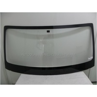 MAHINDRA PIK-UP S5 - 1/2007 to CURRENT - 4DR DUAL CAB - FRONT WINDSCREEN GLASS - 1528 X 734
