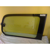 TOYOTA LANDCRUISER 100 SERIES - 3/1998 to 10/2007 - 5DR WAGON - RIGHT SIDE CARGO FLIPPER GLASS