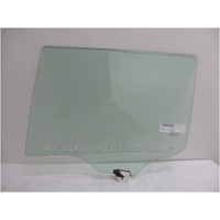 MAZDA 6 GJ - 12/2012 to CURRENT - 4DR WAGON - PASSENGERS - LEFT SIDE REAR DOOR GLASS