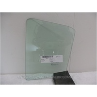 MAZDA 6 GJ - 12/2012 to - 4DR SEDAN - LEFT SIDE REAR QUARTER GLASS