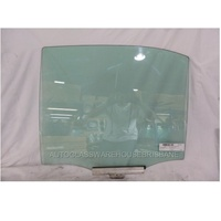 MERCEDES E CLASS W210 - 1/1996 to 1/2002 - 4DR SEDAN - LEFT SIDE REAR DOOR GLASS