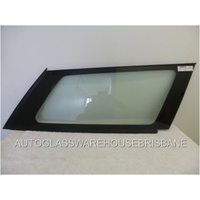 SUBARU LIBERTY/OUTBACK 4TH GEN - 9/2003 to 8/2009 - 4DR WAGON - DRIVERS - RIGHT SIDE REAR CARGO GLASS