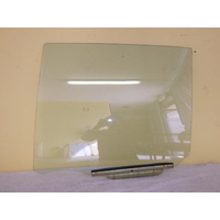 TOYOTA ECHO NCP10/NCP12/NCP13 - 10/1999 to 9/2005 - 5DR HATCH - LEFT SIDE REAR DOOR GLASS