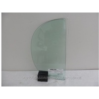 suitable for TOYOTA ECHO NCP10 - 5DOOR HATCH 10/99>9/05 -  RIGHT SIDE REAR QUARTER GLASS