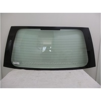 HONDA MDX 2HKYD - 3/2003 to 12/2006 - 5DR WAGON - REAR WINDSCREEN GLASS
