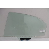 HONDA CIVIC FK - 9TH GEN - 2/2012 to 12/2016 - 5DR HATCH - PASSENGERS - LEFT SIDE REAR DOOR GLASS